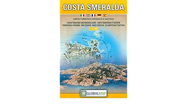 Buy Costa Smeralda Book Online At Low Prices In India Costa