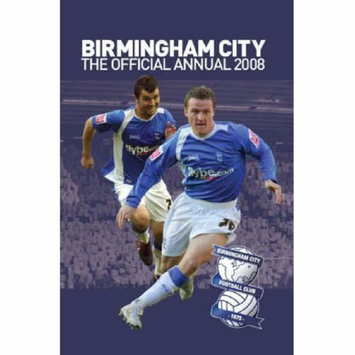 Official Birmingham FC Annual 2008 2008