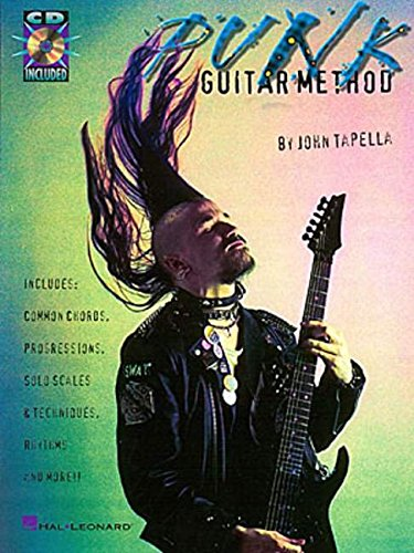 Punk guitar method guitare