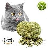 Best Cat Nips - 2 Pcs Boule d'herbe à Chat, Matatabi Catnip Review