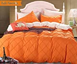 Best Simple Luxury duvet cover - Unimall Double Size Duvet Cover Sets Cotton Quilted Review