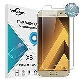 VIFLYKOO Samsung Galaxy A3 2017 Protection écran Verre Trempé, 2-Pack(Aucune Couverture Complète)