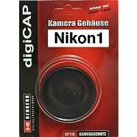 DigiCap 9880/NIK1 Cache pour objectif arrière Nikon 1