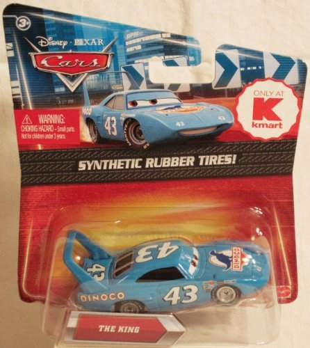 disney-pixar-cars-movie-k-mart-exclusive-155-scale-die-cast-car-with-synthetic-rubber-tires-king-by-