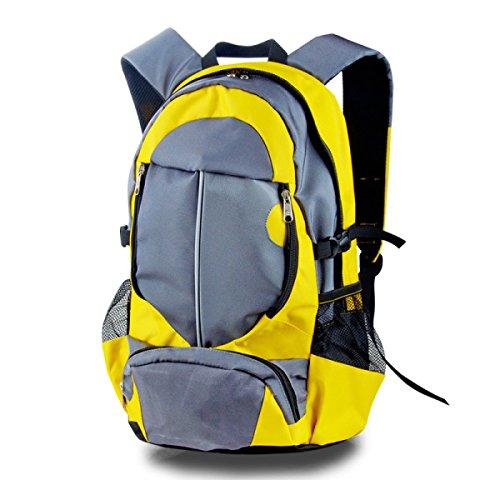 Camminare Campeggio Viaggi Tempo Libero Zaino Sport All'aria Aperta Blue