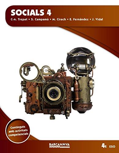 Socials 4t ESO. Llibre de l ' alumne (Materials Educatius - Eso - Ciències Socials) - 9788448939960 (Arrels)