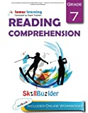 Lumos Reading Comprehension Skill Builder, Grade 7 - Literature, Informational Text and Evidence-based Reading: Plus Online Activities, Videos and Apps: Volume 1 (Lumos Language Arts Skill Builder)
