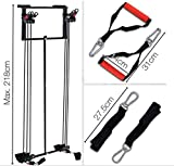 KOBO DOOR GYM 200 POWER TOWER FULL BODY GYM EXERCISE (IMPORTED)