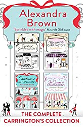 Carrington's at Christmas: The Complete Collection: Cupcakes at Carrington's, Me and Mr Carrington, Christmas at Carrington's, Ice Creams at Carrington's