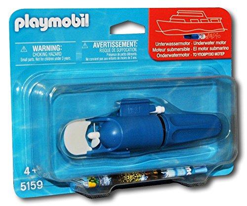 Outletdelocio. Playmobil 5159. Motor Submarino Barcos