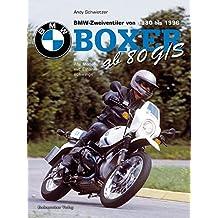 BMW Boxer ab R80 G/S: BMW-Zweiventiler von 1980 bis 1996. Band 2. Alle Modelle mit Einarmschwinge