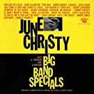 Big Band Specials by Christy, June (1999) Audio CD
