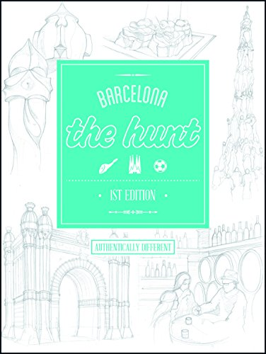 The Hunt Barcelona (Hunt Guides) (The Hunt Guides)