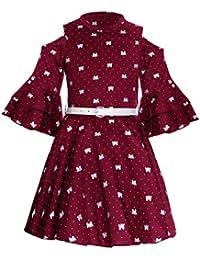 Naughty Ninos Cotton Pleated Dress