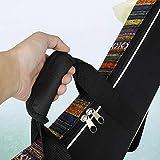 LLDHWX Zubehör für Musikinstrumente, aus Baumwolle, dick, für Mandoline, doppelte Verwendung, tragbar