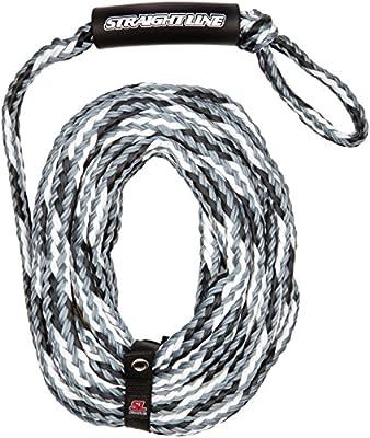 Straightline Supreme - Cuerda de wakeboarding de esquí acuático y cuerda