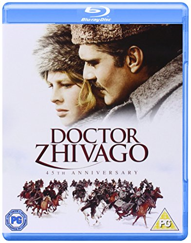 Doctor Zhivago [Blu-ray] [UK Import]