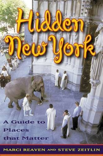 Hidden New York: A Guide to Places That Matter (English Edition)