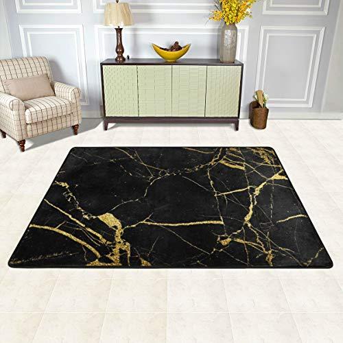 Zoom IMG-1 sotyi ltd tappeto nero oro