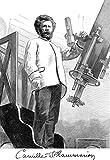 Science Source – Camille Flammarion French Astronomer Kunstdruck (45,72 x 60,96 cm)