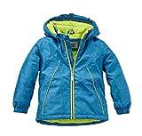 Outburst - Jungen Jacke Anorak Winterjacke Kapuzenjacke mit Fleece, blau - 6821103, Größe 116