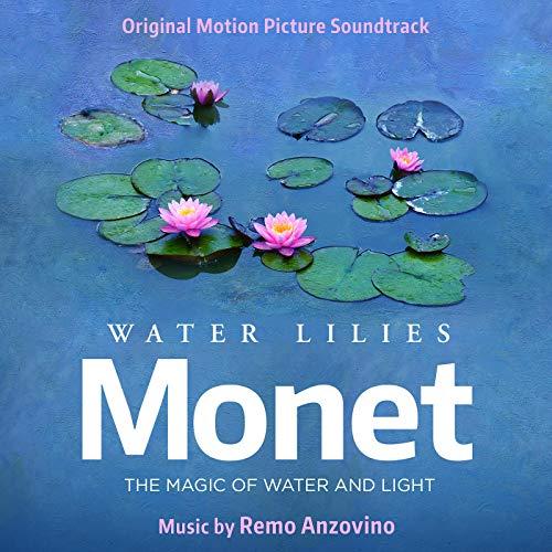 Water Lilies of Monet (Origina...