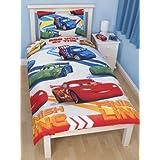 Disney Cars 'velocidad' edredón y funda de almohada Set