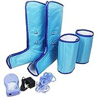 ZWW Massager Bein Gesundheitswesen Luft Kompression Beine Massage Airbag Pneumatische, Blue preisvergleich bei billige-tabletten.eu