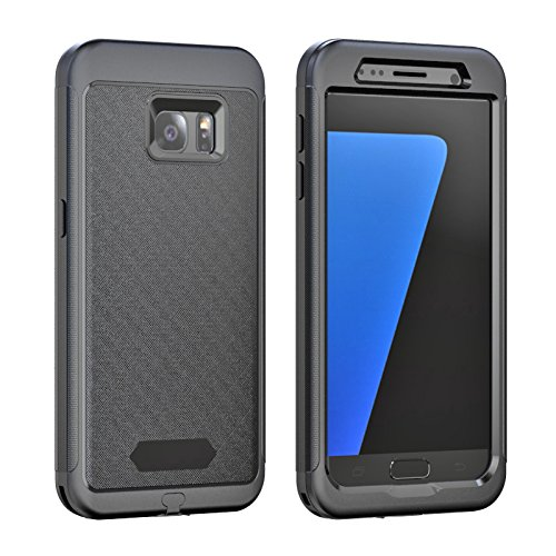 fitmore Samsung Galaxy S7 Waterproof Case, Girls Shell IP68 Certified Water-Proof Cover Shell -Taking Swimming for Samsung Galaxy S7