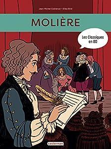 """Afficher """"Les classiques en BD<br /> Molière"""""""