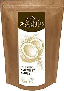 Sevenhills Wholefoods Organic Raw Coconut Flour 1 kg