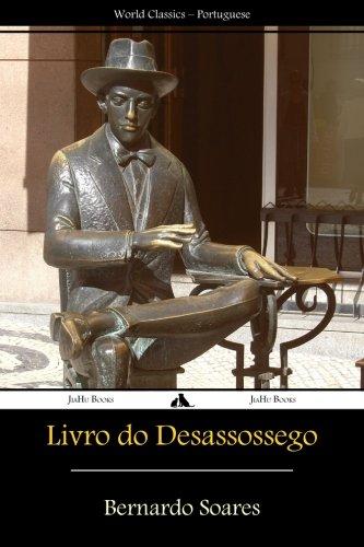 Livro do Desassossego por Bernardo Soares