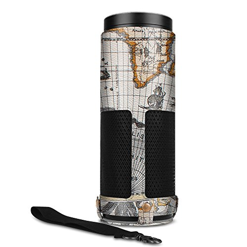 fintie-protective-case-for-amazon-echo-premium-vegan-leather-carrying-stand-cover-sleeve-skins-map-w