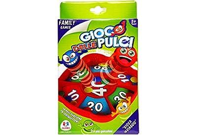 Globo Toys 33005Tiddly Winks Voyage Jeu de Famille