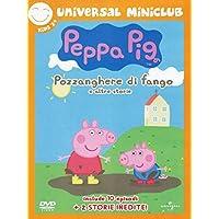 Peppa Pig - Pozzanghere di fango e altre storie