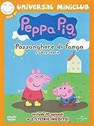 Universal Pictures Dvd peppa pig - pozzanghere di fangoPeppa Pig è una simpatica maialina che abita insieme al fratellino George, Mamma Pig e Papà Pig. Peppa ama giocare, travestirsi, visitare posti nuovi e conoscere tanti amici, ma la cosa c...
