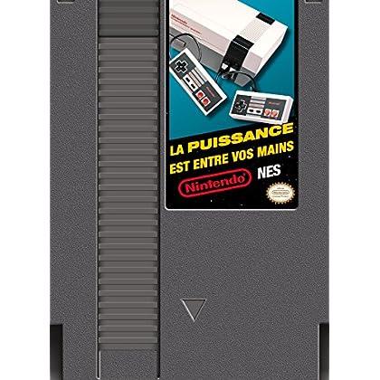 Nintendo Nes, la puissance est entre vos mains