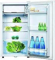 Nikai Defrost Single Door Refrigerator,3.2 Cubic Feet, White color, NRF110NW21P / NRF110N21PK