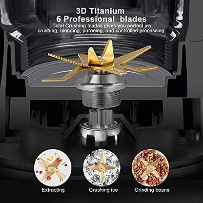 Aicook-Smoothie-Maker-Standmixer-Multifunktionaler-Mixer-mit-Heizfunktion-1400W-25000-Umin-Leistungsstarker-Blender-Icecrusher-mit-6-Edelstahlmesser-und-Sicherheitsschloss-Schwarz