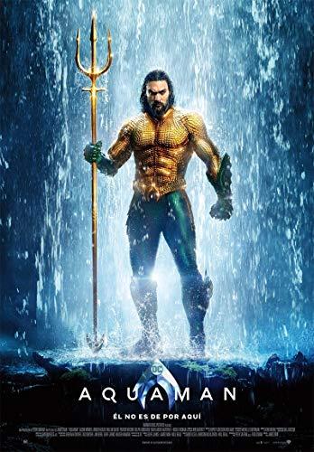 Aquaman Blu-Ray 3d + 2d Steelbook [Blu-ray]