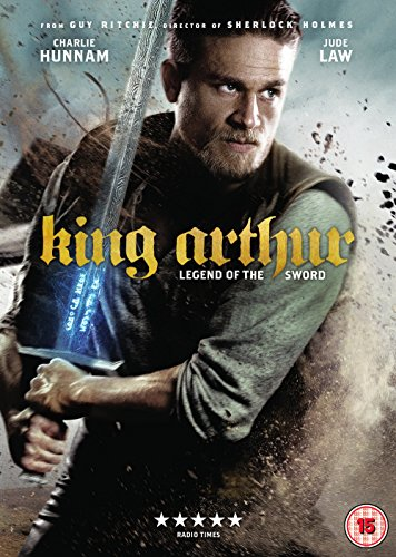 King Arthur: Legend of the Sword [DVD + Digital Download] [2017]