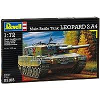 Revell Modellbausatz 03103  - Leopard 2A4 en escala 1:72