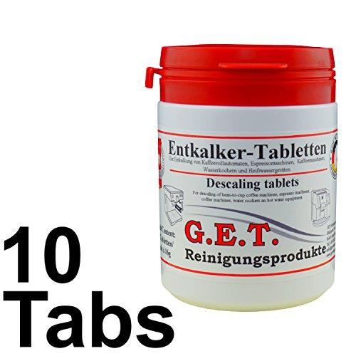 get-pastiglie-anticalcare-10-x-16g-per-macchine-automatiche-del-caffe-completamente-e-macchine-da-ca