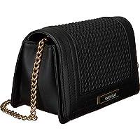 حقيبة كروس بودي للنساء من لافتينو، أسود - VBS3XQ02