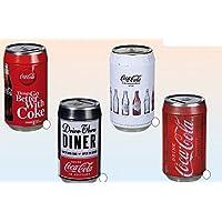 Preisvergleich für H&S Restposten Spardose mit Coca Cola Motiv Getränkedose 8 Stück