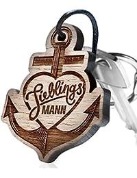 Schlüsselanhänger Lieblingsmann