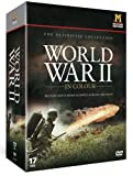 World War II in Colour: The Definitive Collection (17-Disc Box Set) [DVD] [UK Import]