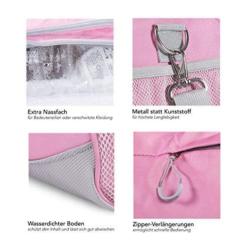 Fitgriff Sporttasche Fitnesstasche Small Pink