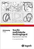 Test für medizinische Studiengänge II: Originalversion II des TMS