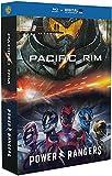 Power Rangers + Pacific Rim - Coffret Blu-Ray